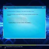 Windows 7 Aero Blue Lite Edition 2016 Cracked Latest