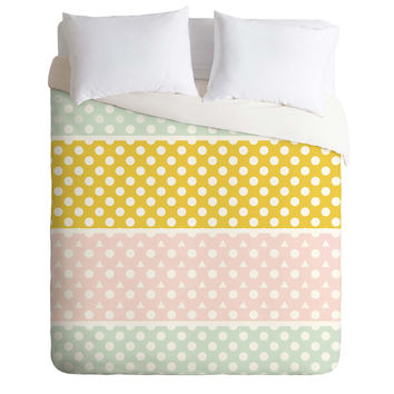 Hello Twiggs Spring Day Duvet Cover