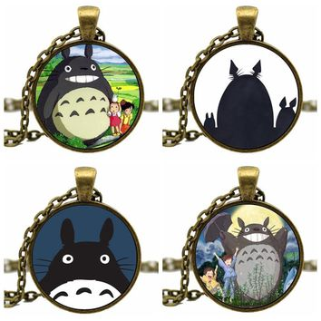 Totoro Cute Kawaii Necklace 4 Colors