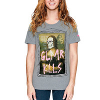 Glamour Kills - What A Fine Mess Juniors T-Shirt