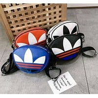 Adidas Popular Women Men Canvas Purse Shoulder Bag