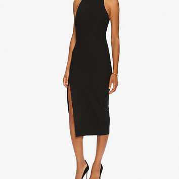 Elizabeth and James Tate Side Slit Dress | Shop IntermixOnline.com