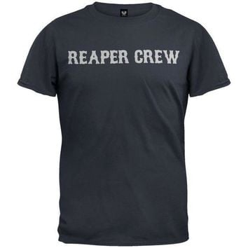 PEAPGQ9 Sons of Anarchy - Horizonal Reaper Crew T-Shirt