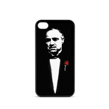 Godfather Don Corleone iPhone 4 / 4s Case
