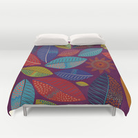 Summers of Africa Duvet Cover by Anny Cecilia Walter
