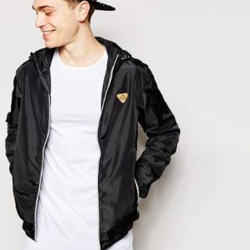 Jack & Jones | Jack & Jones Pack Away Raincoat at ASOS