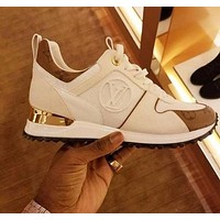 ''Louis Vuitton''LV woman Fashion casual shoes White G