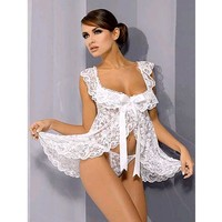 Hot Deal Cute On Sale Strap Dolls Plus Size Sexy Lace Exotic Lingerie [6595717187]