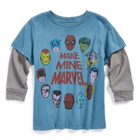 Junk Food 'Make Mine Marvel' Graphic T-Shirt