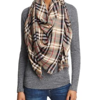 Burberry Castleford Lightweight Check Scarf | Bloomingdales's