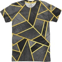Grey Stone Men's T-Shirts by Elisabeth Fredriksson | Nuvango