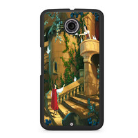 Snow White One Song Nexus 6 case