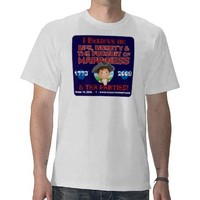 Lil Patriot T-shirt from Zazzle.com