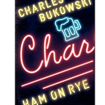 Ham on Rye Paperback Book