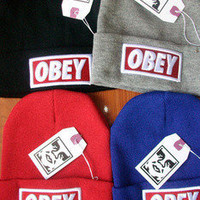 Candyspell — Obey Beanie