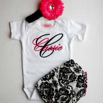 Best Personalized Baby Girl Clothes Products on Wanelo