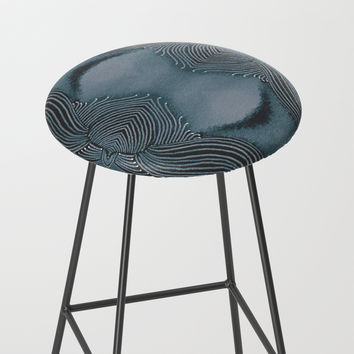 The Rising Bar Stool by duckyb