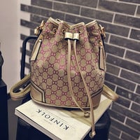 Stylish Print Strong Character One Shoulder Bags [6581806535]