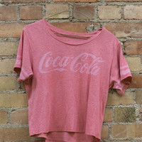 Coca Cola Relaxed Tee