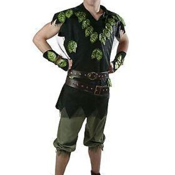 Plus Size Peter Pan Costume