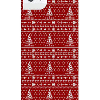 UGLY PIZZA CHRISTMAS IPHONE CASE - iPhone