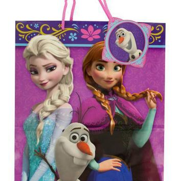 Little Girls Disney's Frozen Gift Bag Set Of 18 Pack
