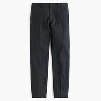 J.Crew Mens Crosby Suit Pant In English Donegal Wool