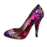 Miu Miu Sequin Pumps - sz 6.5