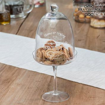 Bravissima Kitchen Bell Jar for Cakes