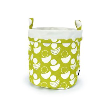 NEW! Canvas Bucket - Half Moon Bay
