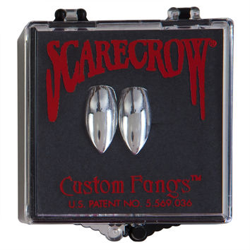 Scarecrow Custom Chrome Fangs