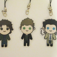 Supernatural Keychains