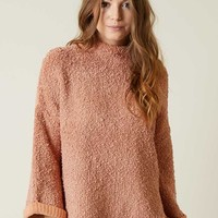 FREE PEOPLE CUDDLE UP SWEATER