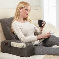 Warming Backrest Massager @ Sharper Image