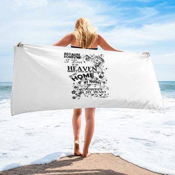 Mother's Day Gift Towel