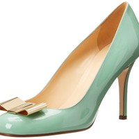 kate spade new york Women's Karolina Bow Pump