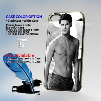 Darren Criss sexy, Photo Hard Plastic iPhone 5 Case Cover