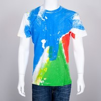 Warner Music Group Official Store - Painted Side T-Shirt