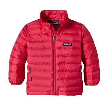 Patagonia Baby Down Sweater Jacket | Rossi Pink