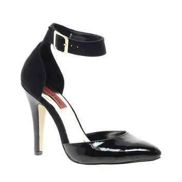 London Rebel Ankle Strap Court