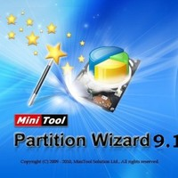 MiniTool Partition Wizard Professional 9.1 Crack + Keygen Full Free