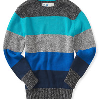 PS from Aero  Kids' Bar Stripe Sweater