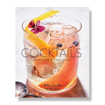 Williams Sonoma Test Kitchen Cocktails Cookbook