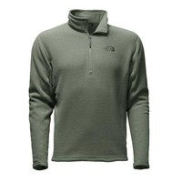 The North Face SDS Half Zip Pullover for Men in Climbing Ivy Green NF00CUA4-HBY