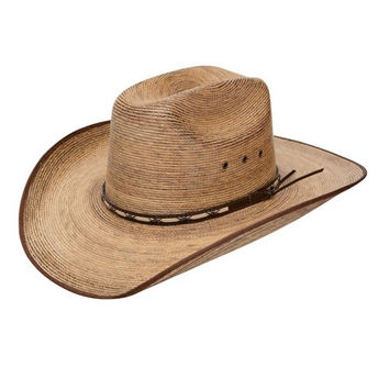 Jason Aldean Boys' Resistol Amarillo Sky Jr. Straw Cowboy Hat Tan One Size