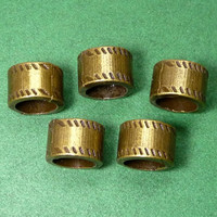 10 Antique bronze tone DREADLOCK BEADS 8mm Hole DREAD Hair Bead,Dreadlock Accessories,dreadlock bead set,Dreadlock Jewelry,Hair Accessories,