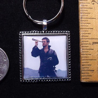 Once Upon A Time Hook 2 Keychain