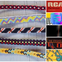 The Strokes Friendship Bracelets