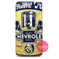 Chevy Genuine Part iPhone Case 3, 4, 5, 6 Cover