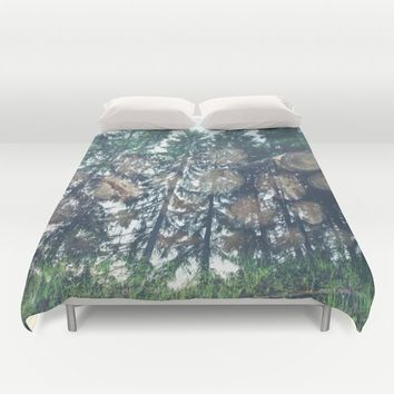 Wild Duvet Cover by Gallery One